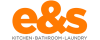 e&s bathroom renovations logo