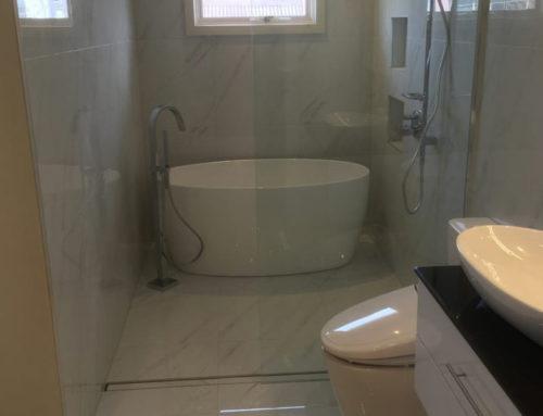 Elsternwick Bathroom