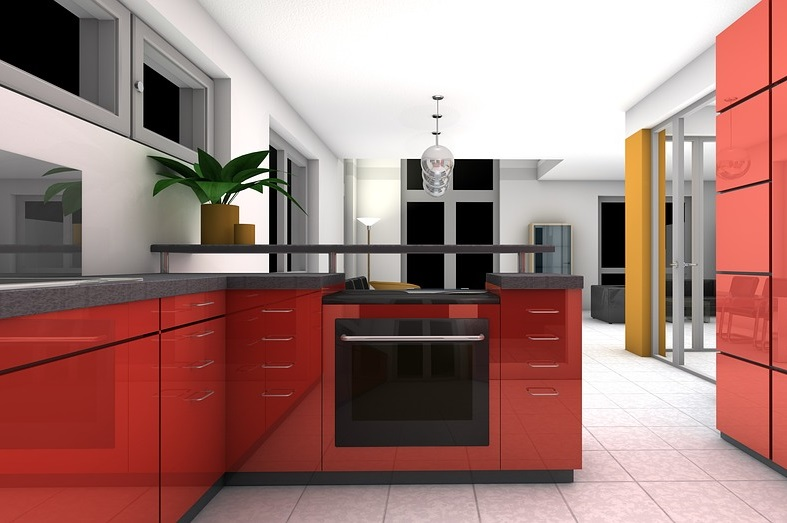 u shaped kitchen designs main