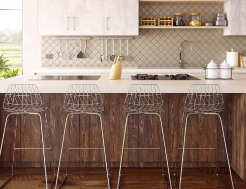 What are the benefits of a kitchen island bench?