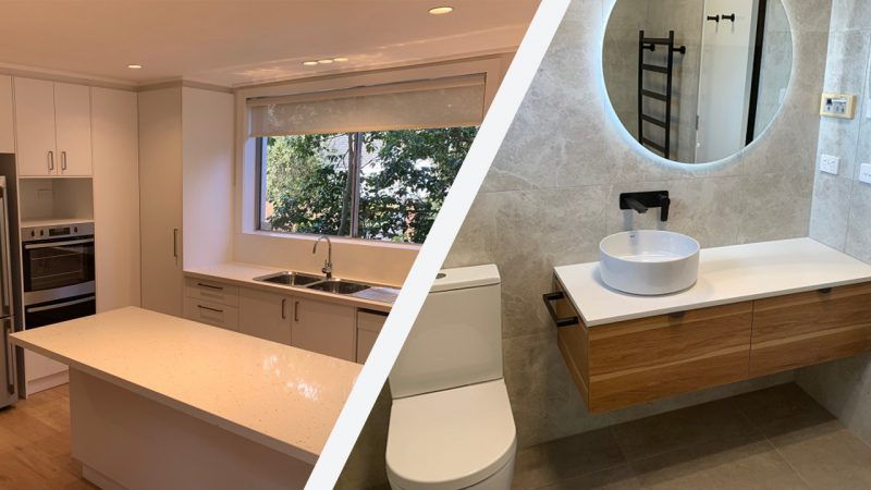 kitchen vs bathroom
