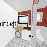 coburg bathroom laundry 19
